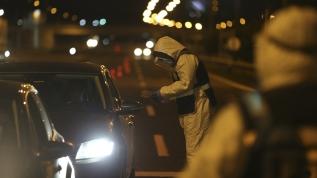 Ankara Valisi Şahin, kara yollarında alınan tedbirleri yerinde inceledi