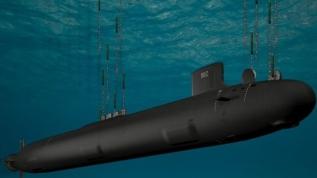 30 yıl yakıt almadan çalışabiliyor! 144 metrelik dev savaş makinesi teslim edildi