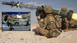 Javelin'in kopyası taşınabilir anti-tank füzesi Hj-12 Kızıl Ok piyasada