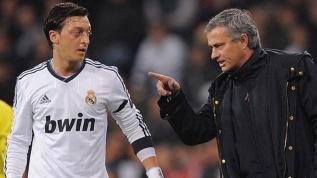 Mesut Özil Morinho ile kavgasını anlattı!