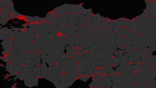 Türkiye koronavirüs haritasında il il coronavirüs vaka dağılımı!