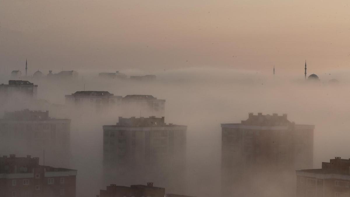 Bir film karesi değil... İstanbul'da bu sabah