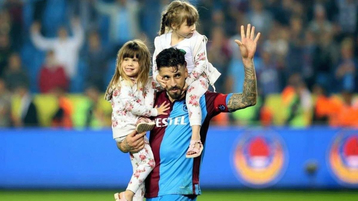 Sosa'dan çarpıcı açıklamalar! 'Bana futbolu aşılayan Maradona'ydı'