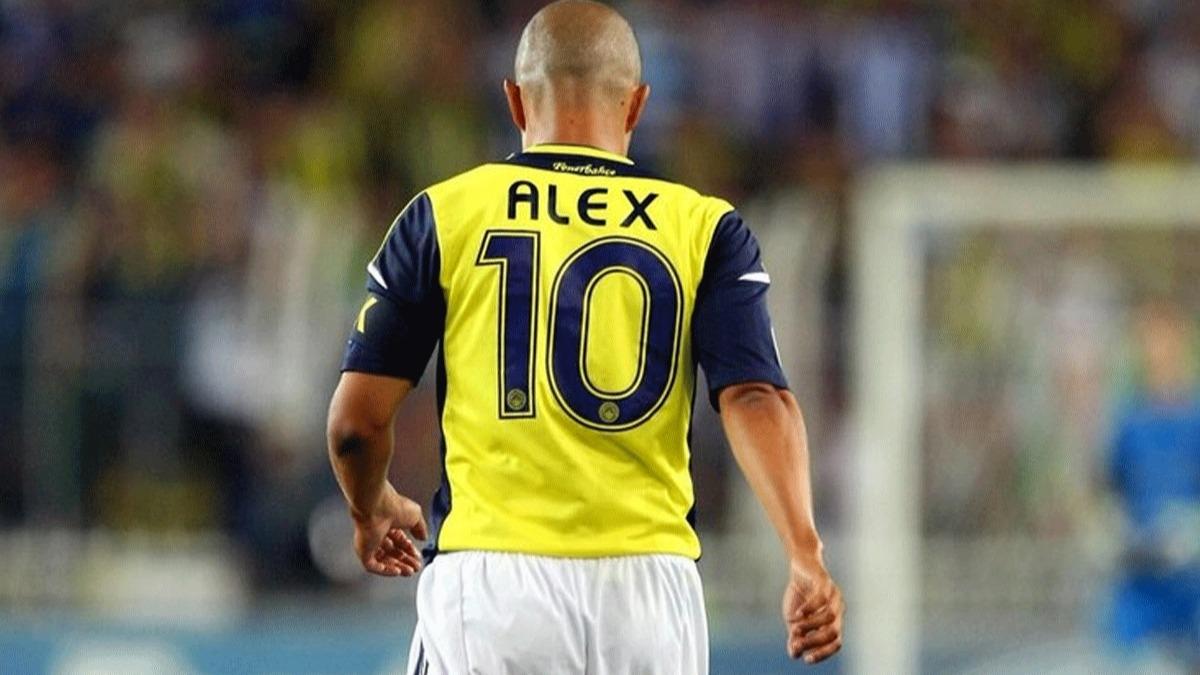 Alex De Sousa'ya büyük onur! Brezilyalı efsanelerle aynı listede!