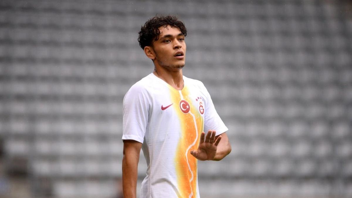 Galatasaray'ın genç yeteneği Mustafa Kapı'nın yeni adresi belli oldu