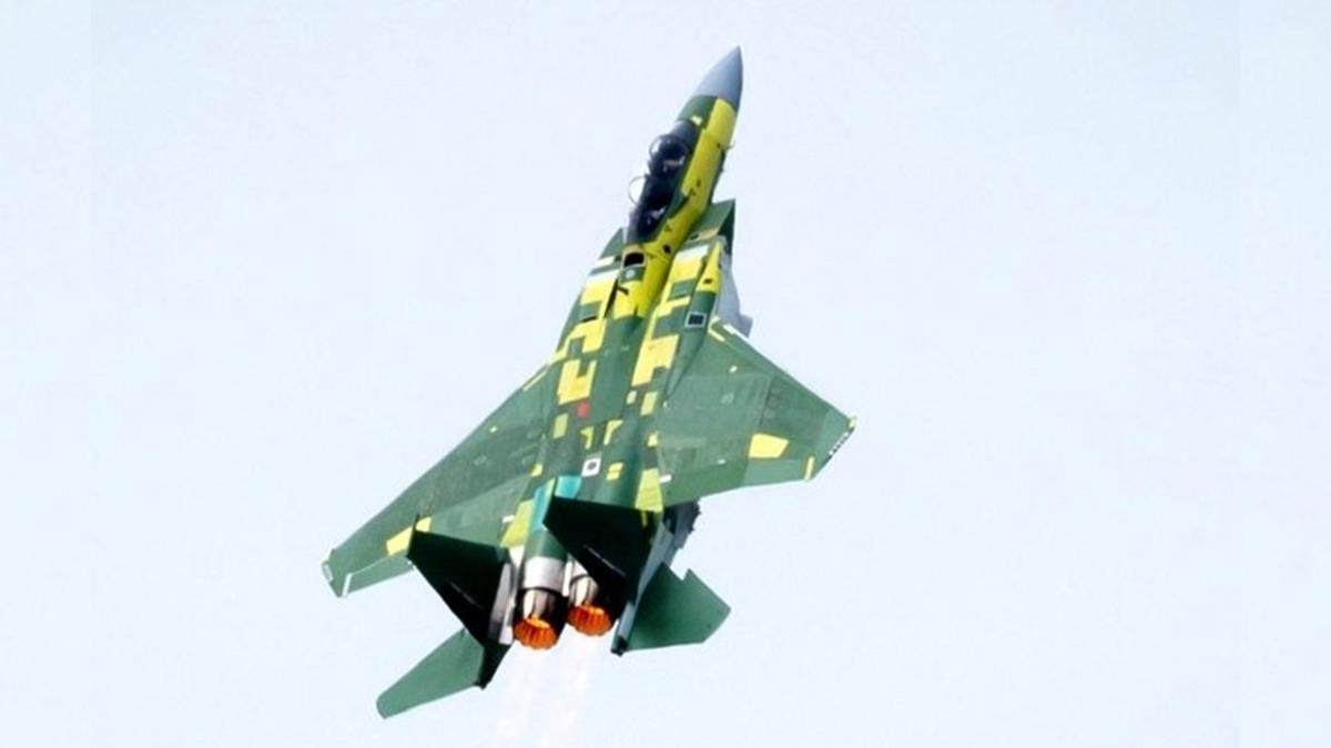 F-15QA ilk uçuşunu gerçekleştirdi