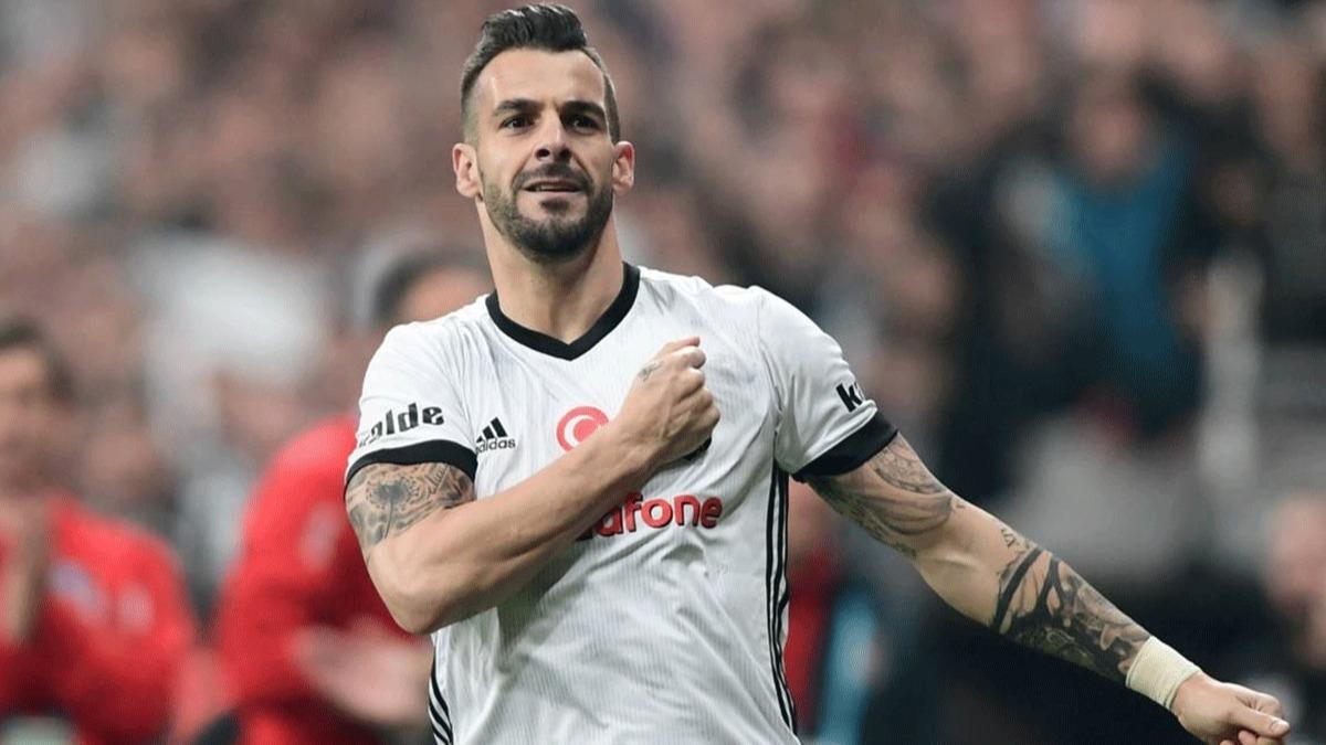 Alvaro Negredo: 'Beşiktaş'ta mutluydum kalmak isterdim'