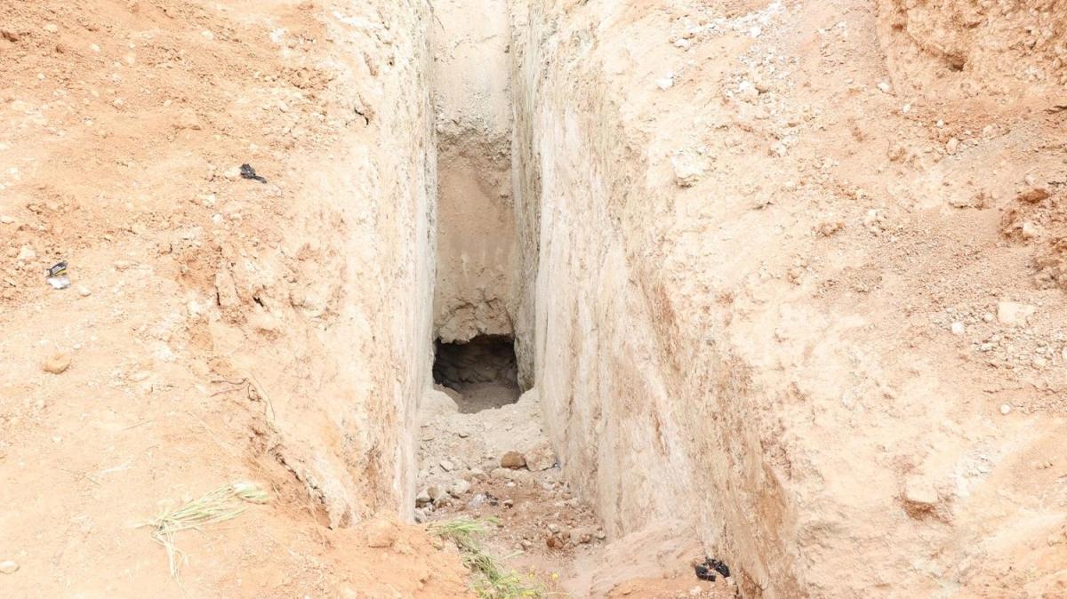 Türkiye'ye uzanan tünel bulundu! Tek tek imha edildiler