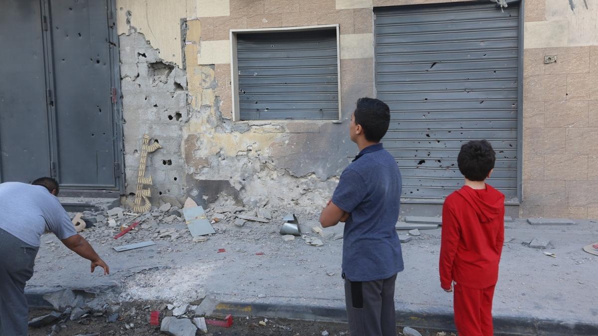 BAE ve Rusya destekli Hafter Trablus'ta bir hastaneye saldırdı!
