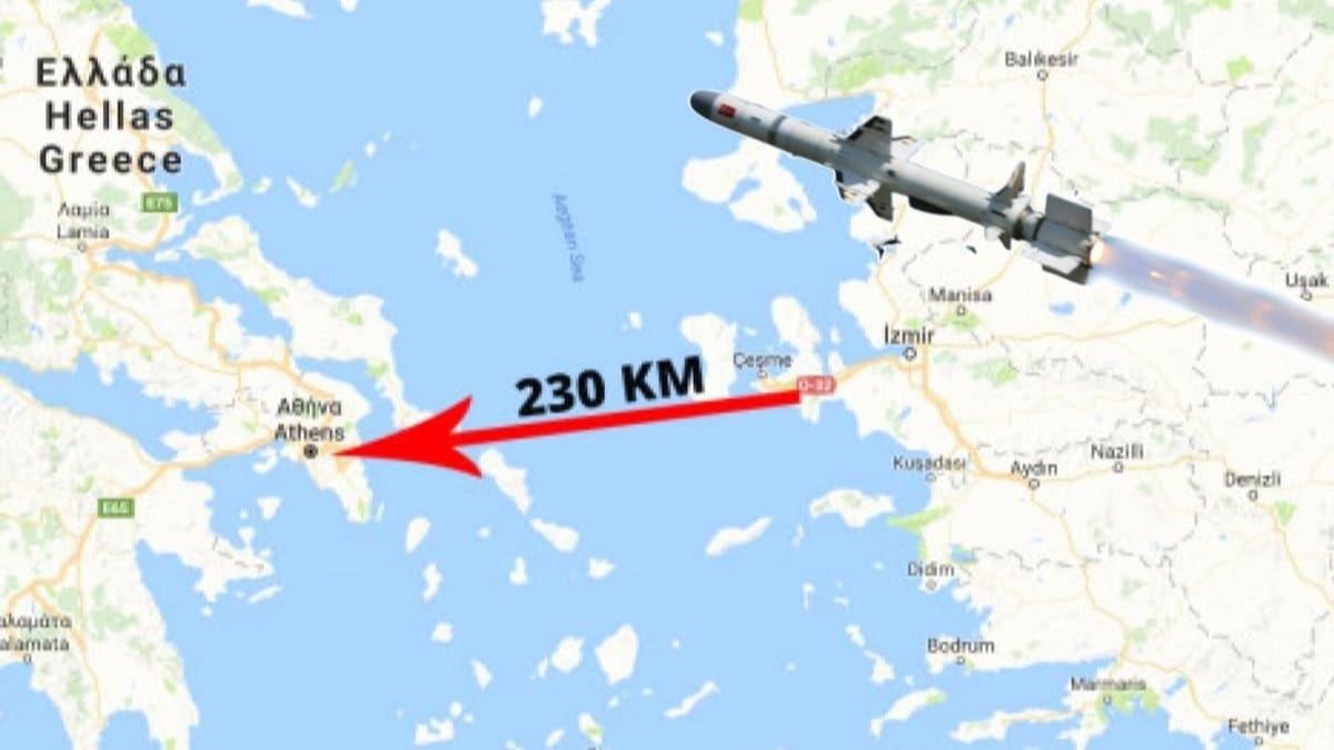 Gemilerin kabusu olacak, 200 kilometre üzeri menzile sahip yerli atmaca füzesi