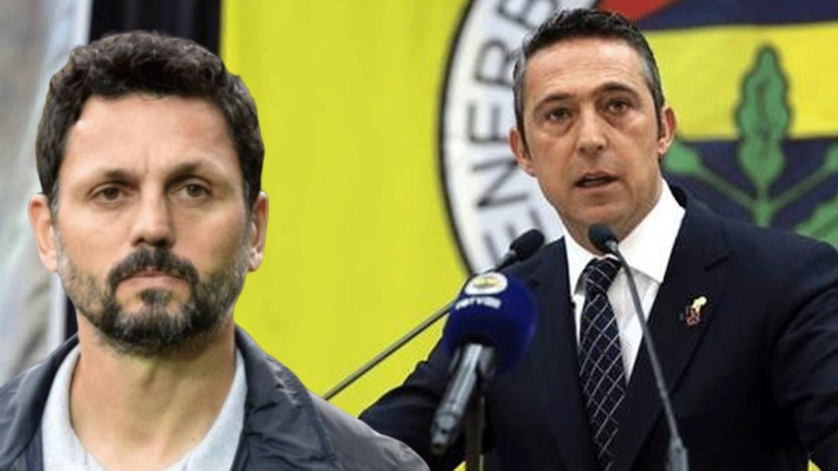 Erol Bulut için konuştular! Ali Koç ile Hasan Çavuşoğlu arasında özel görüşme!