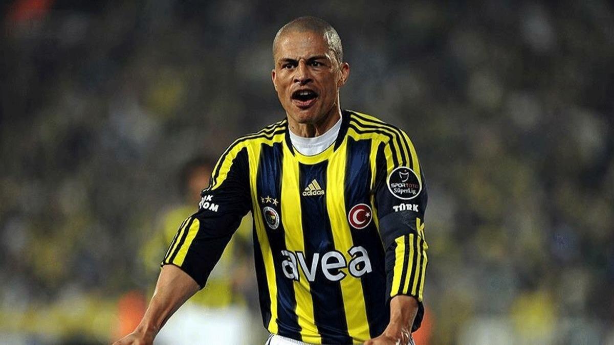 Alex Türkiye günlerini anlattı! 'Çok teklif aldım ama Fenerbahçe'yi bırakmadım'