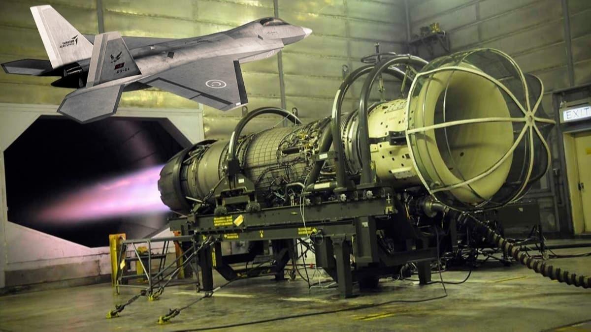 Milli Muharip Uçak, F-16 motorlarıyla denenecek