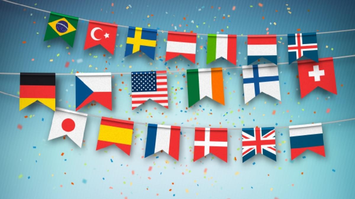 Dünyanın en güzel bayrağı belli oldu! Bakın Türkiye kaçıncı sırada...