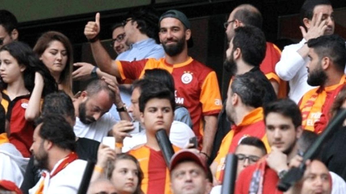 Fatih Terim raporunu sundu! Galatasaray'dan Arda Turan'a müjde!