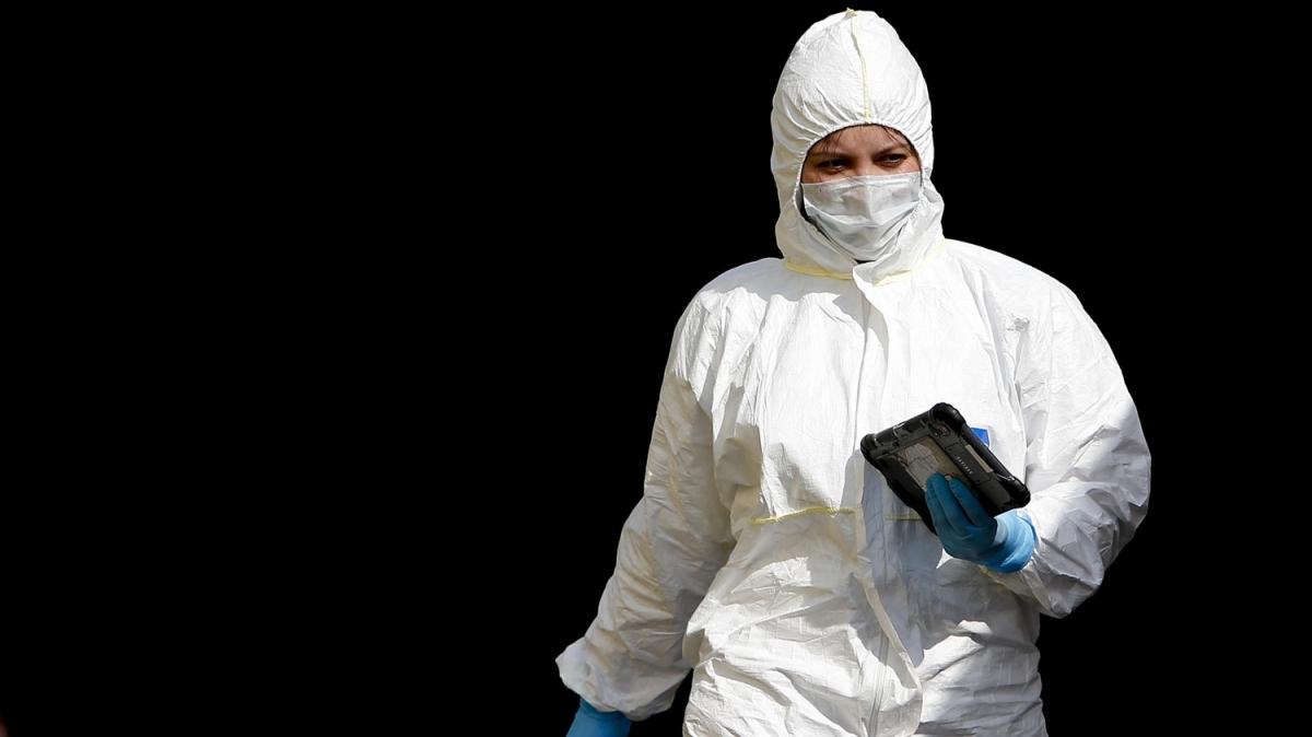 Rusya'da yeni tip koronavirüs (Kovid-19) vakaları