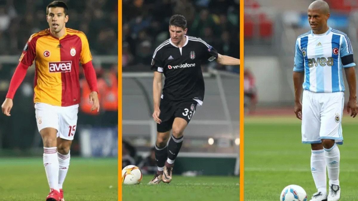 İşte karşınızda Türkiye Süper Lig'in yabancı gol kralları!