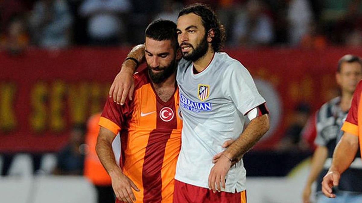 Arda Turan Galatasaray'a kaptan olarak dönüyor