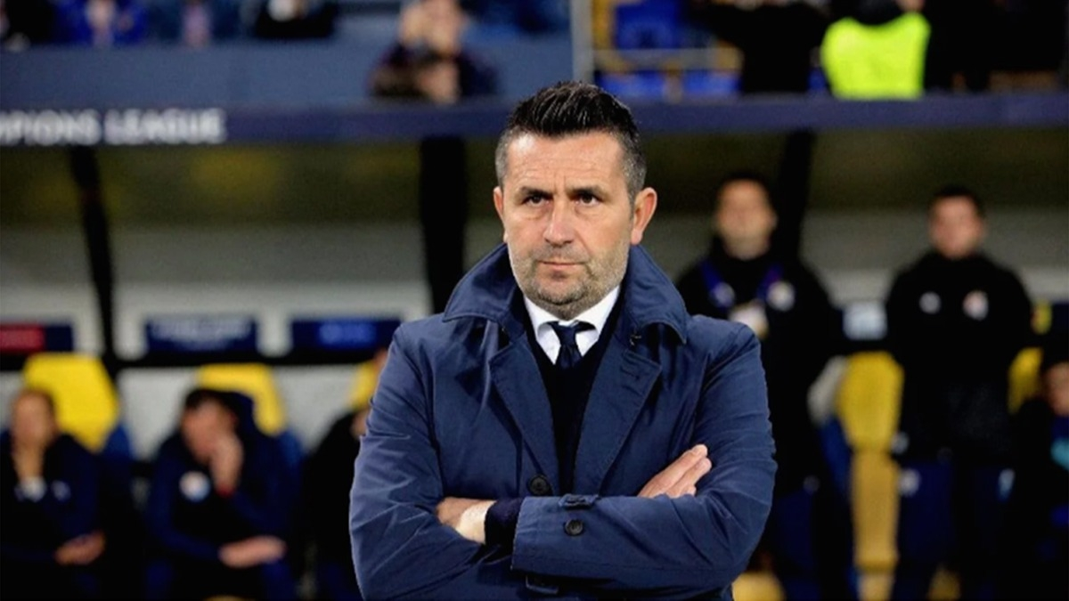 Nenad Bjelica'dan Fenerbahçe itirafı