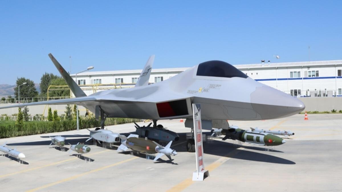 Milli Muharip Uçak'la ilgili kritik gelişme: Ve başlıyor