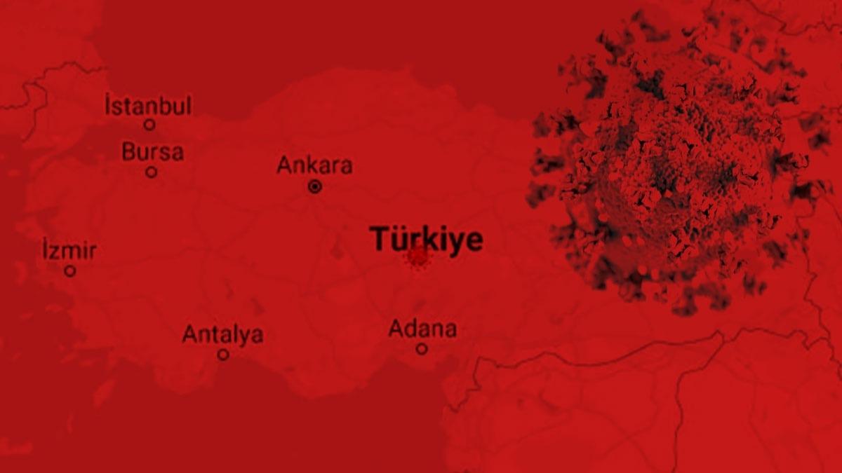 Türkiye koronavirüs haritası güncellendi! İşte Türkiye'nin il il koronavirüs yoğunluk haritası