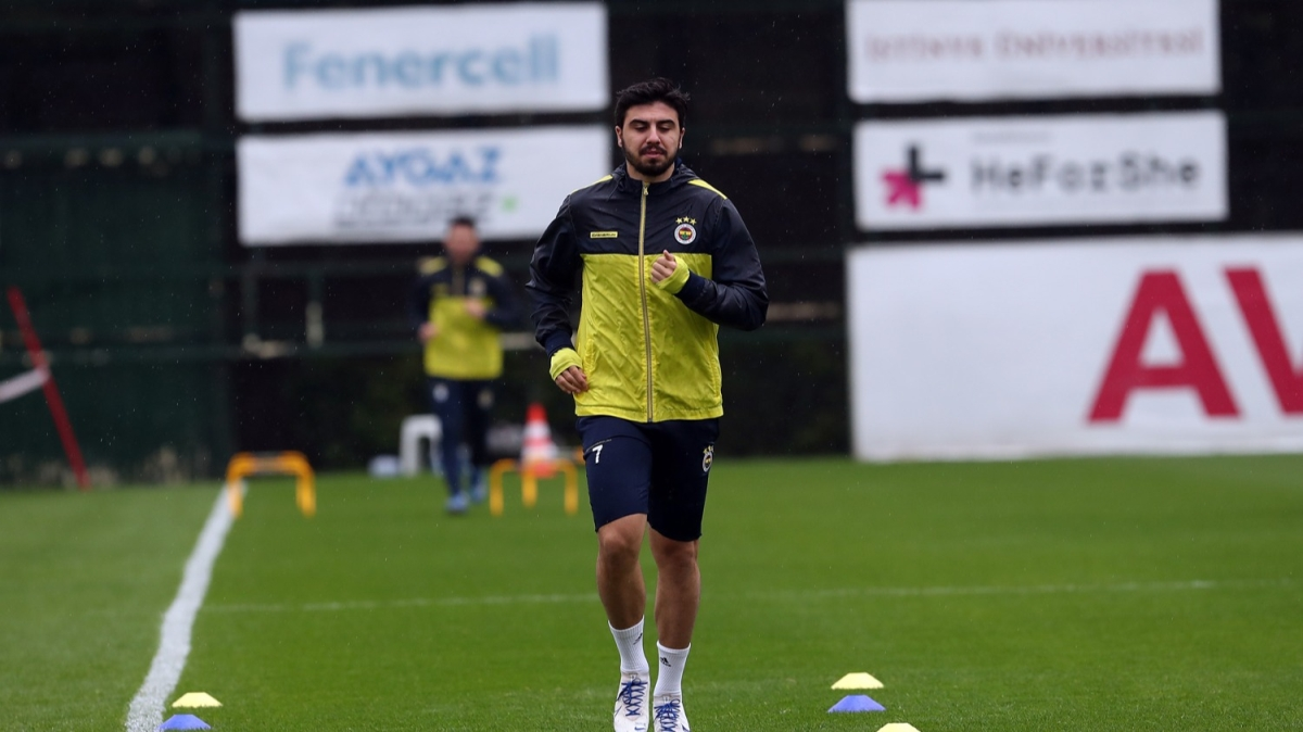 Fenerbahçe sahaya indi