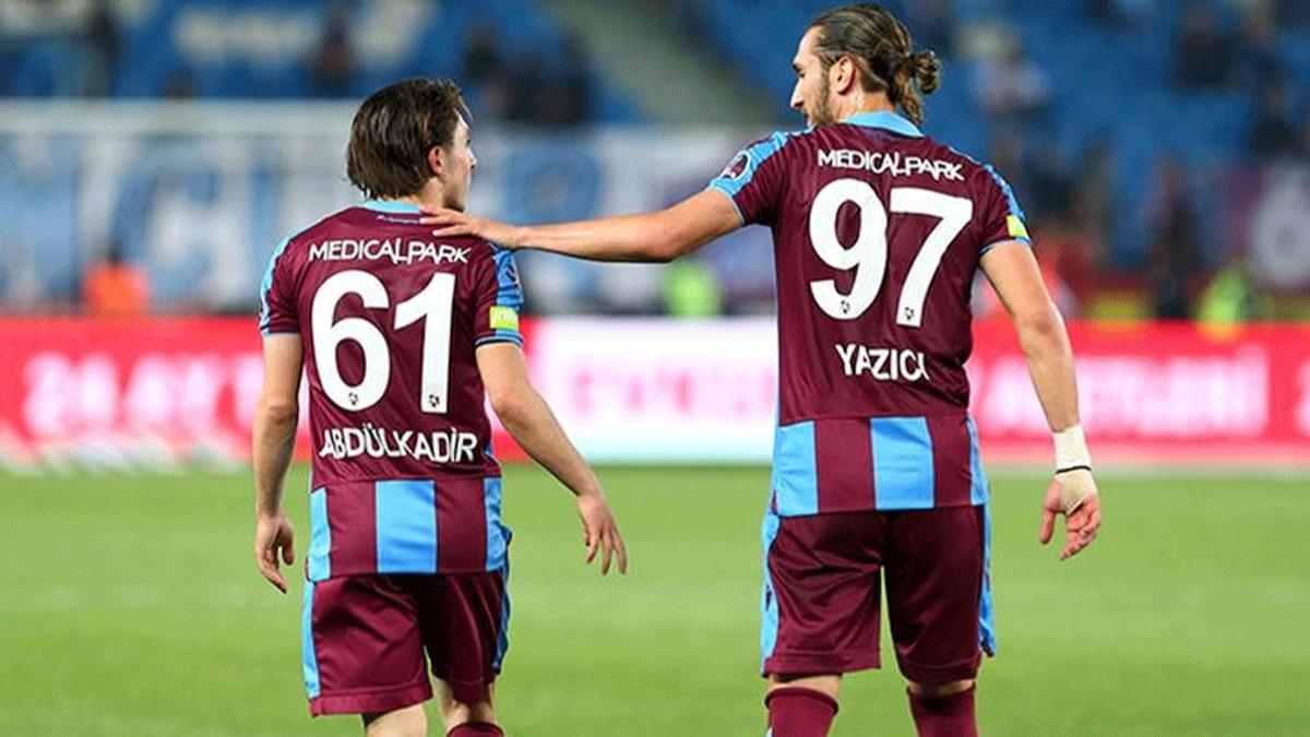 Yusuf Yazıcı'dan çarpıcı iddia! 'Abdülkadir ile belki de takım arkadaşı oluruz'