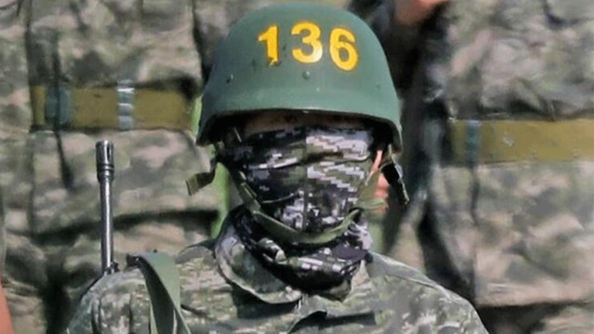 Tottenham'ın askere gönderdiği Heung-Min Son'un ordudaki fotoğrafları ortaya çıktı