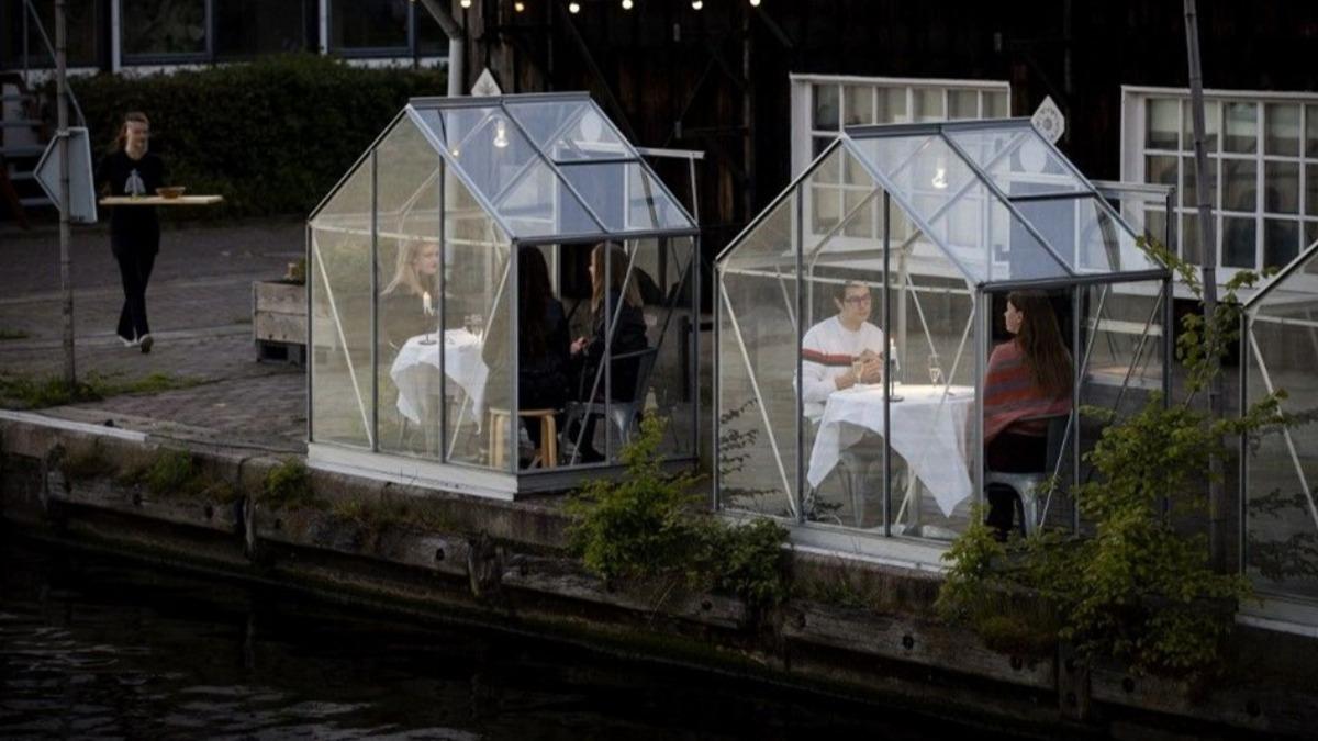 Dünyada yeni trend: İşte restoranlar böyle olacak!