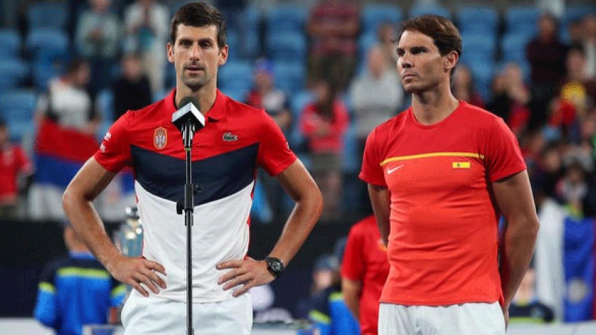 Teniste aşı polemiği: Nadal'dan Djokovic'e net cevap!