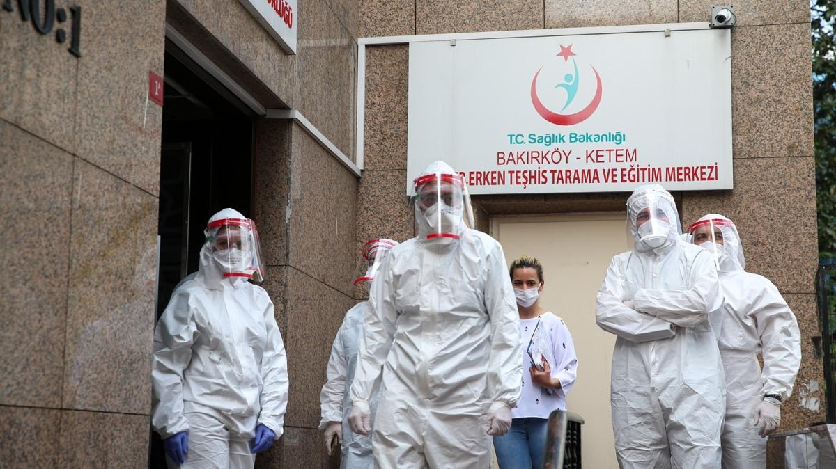 Koronavirüsün izini süren 'Sağlık dedektifleri'nin 24 saati