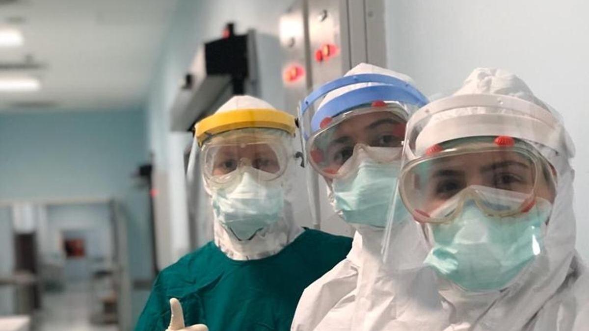 Koronavirüsün gizli kahramanlarının tek bir dileği var: Sağlığınız için, evde kalın