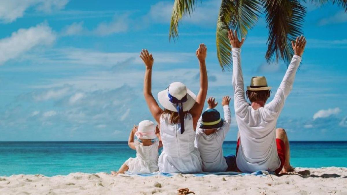 Bakanlık açıkladı! Sosyal mesafeli tatil başlıyor