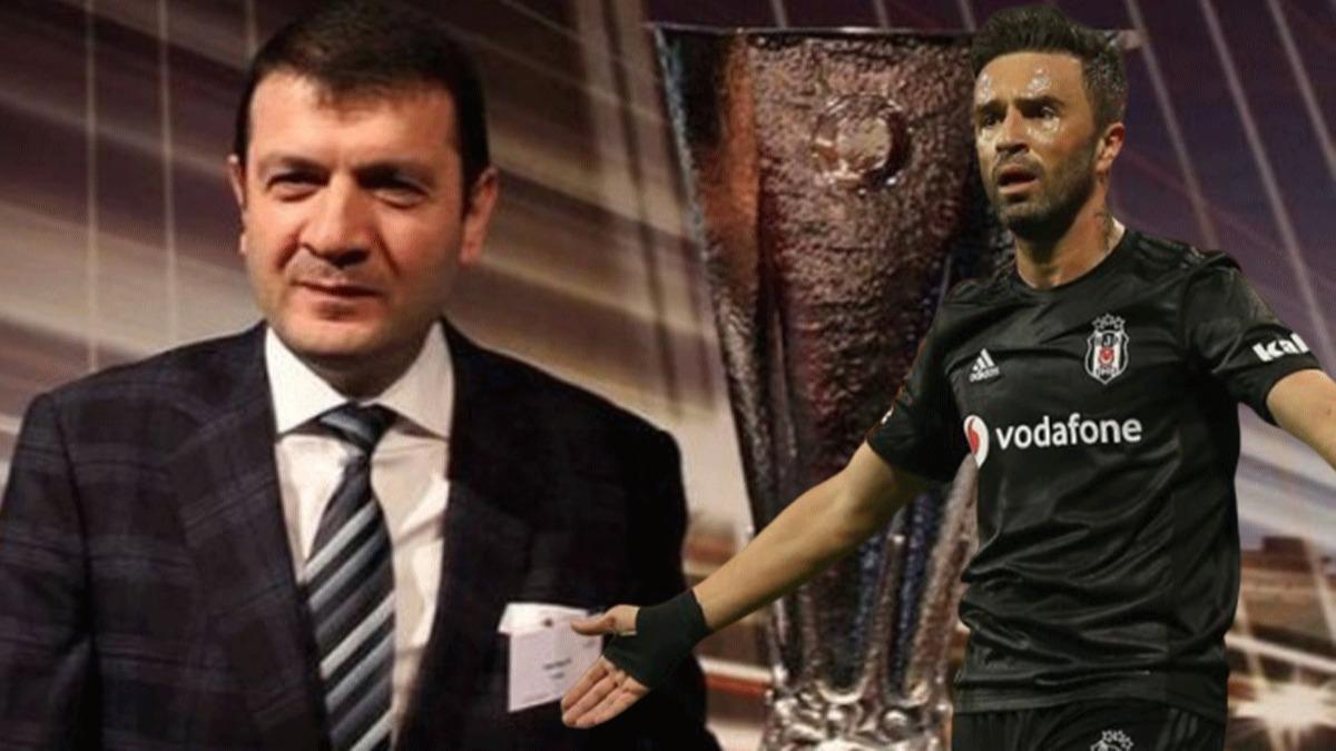 Beşiktaş'ta Gökhan Gönül'e Fenerbahçe sorgusu! Gökhan Gönül iddialara cevap verdi