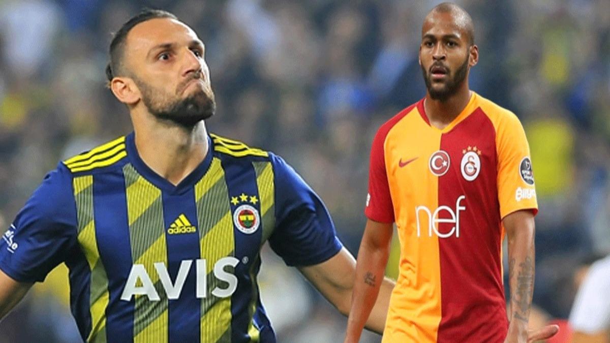 Galatasaray ve Fenerbahçe'ye müjde! Vedat Muriç ve Marcao için flaş transfer gelişmesi