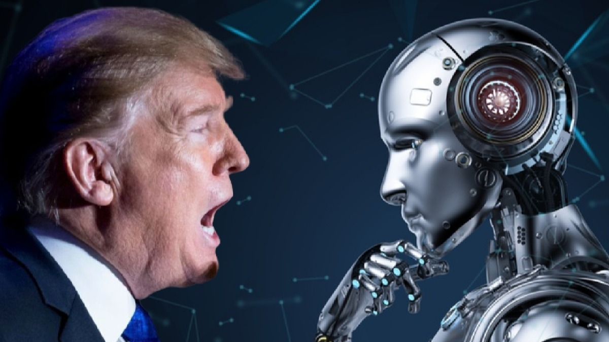 Trump imkansızı başardı: Yapay zekayı bozdu