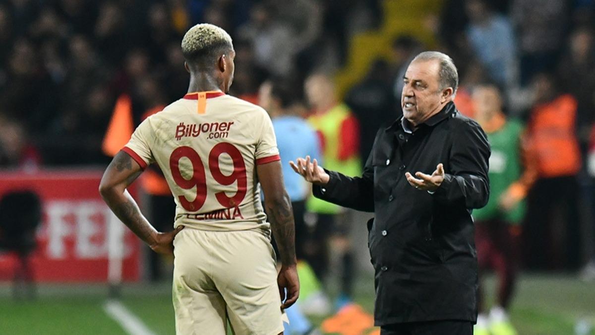 'Bırakın Galatasaray'da kalayım'