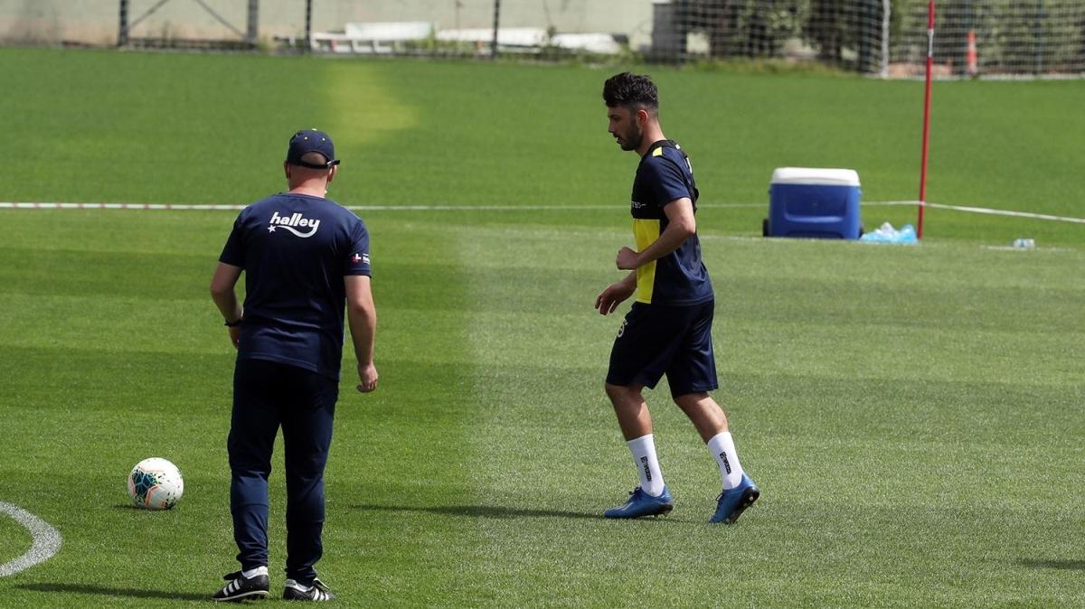 Fenerbahçe'de koronavirüs testi negatif çıkınca...
