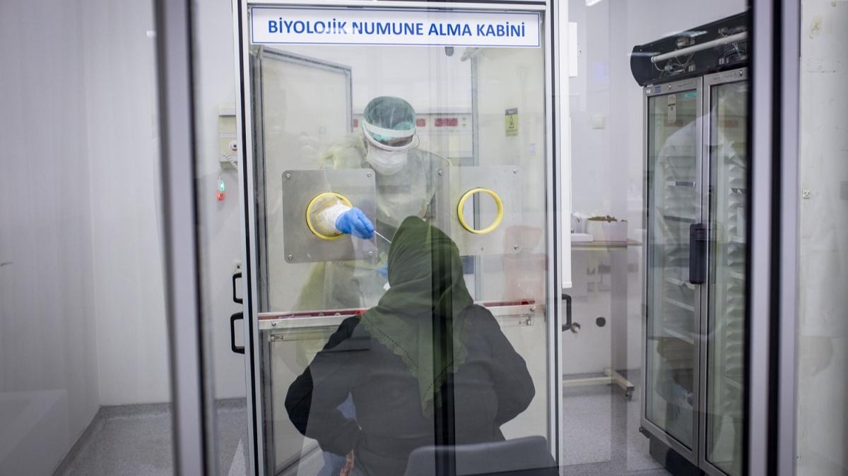 Ankara Şehir Hastanesi koronavirüsle mücadelede mihenk taşı oldu