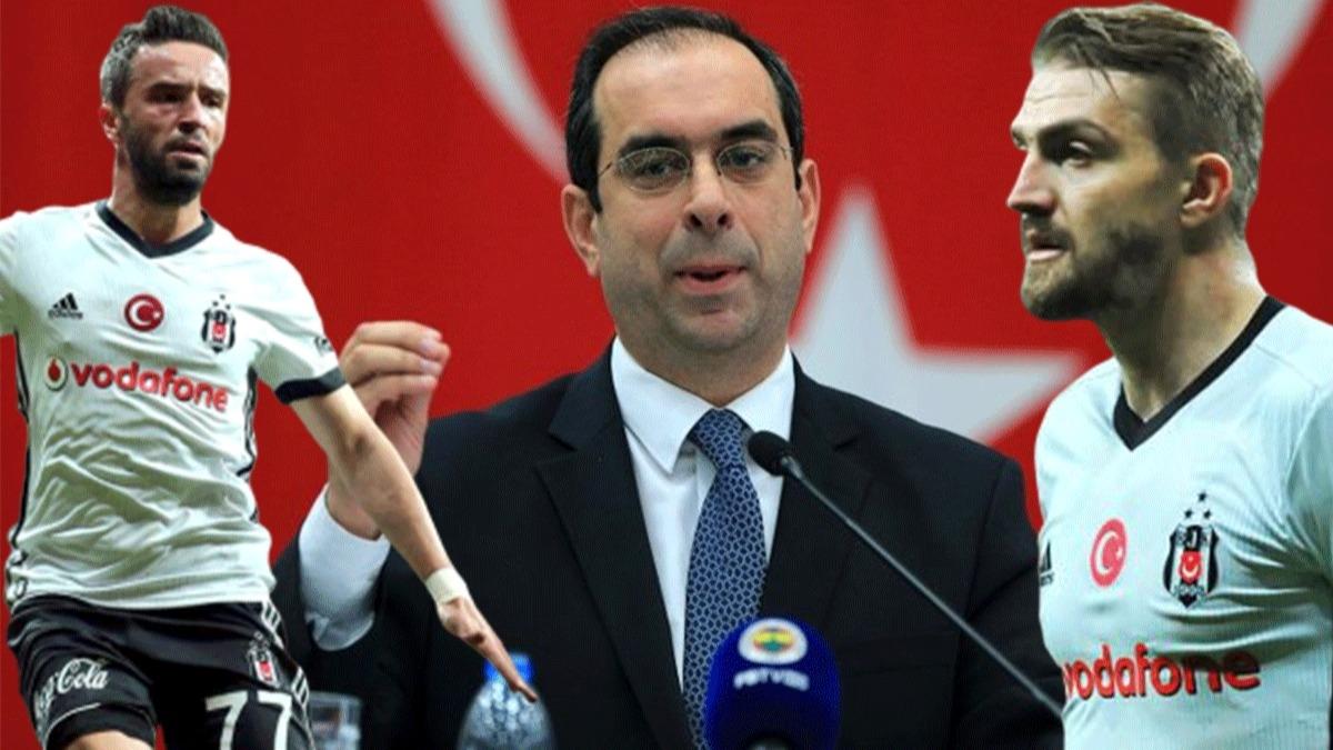 Eski yönetici sessizliğini bozdu! Şekip Mosturoğlu, Gökhan ve Caner'in Fenerbahçe'den nasıl ayrıldığını anlattı!