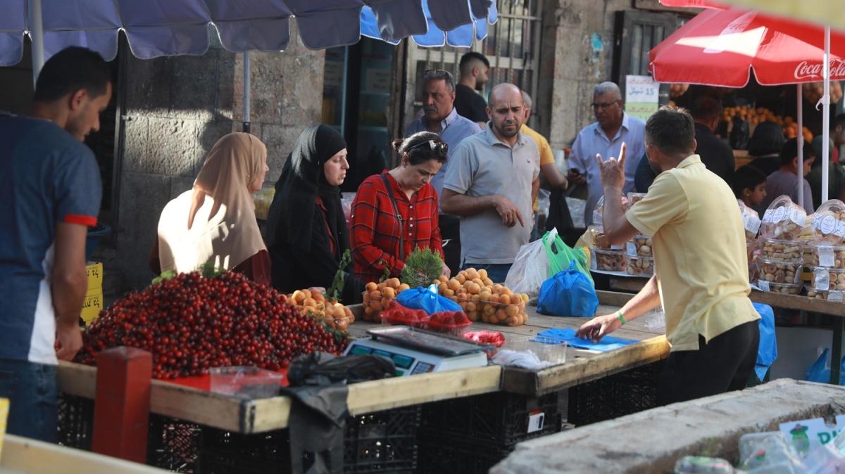 Batı Şeria'da bayram hazırlıkları