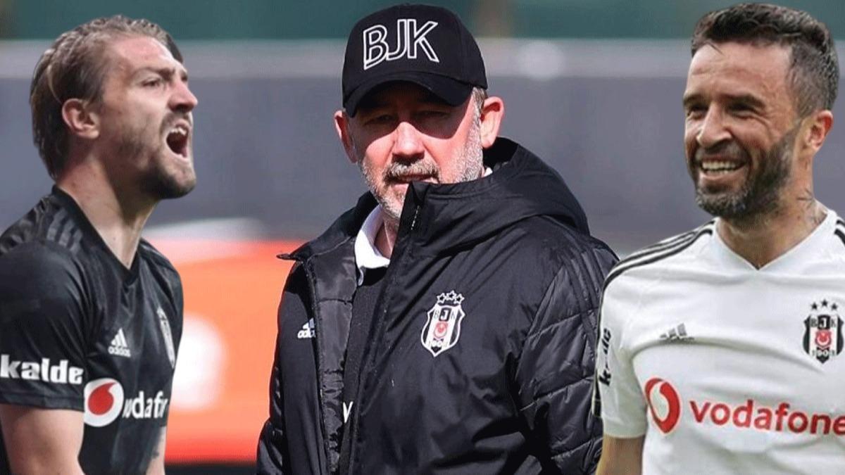 Sergen Yalçın'dan Gökhan Gönül ve Caner Erkin açıklaması! 'İsme değil performansa bakarım'