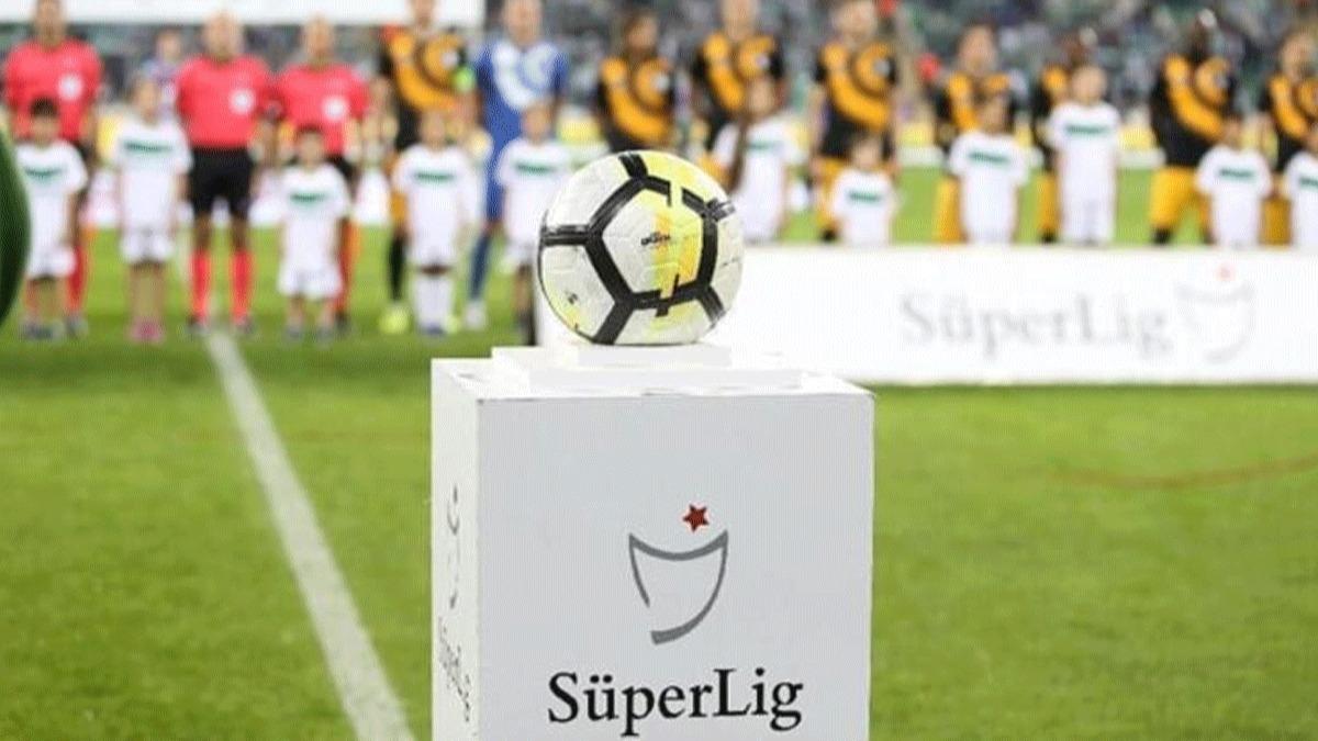 İşte Süper Lig'de yeni fikstür! Derbi tarihleri ve daha fazlası