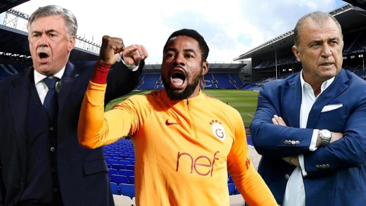 Galatasaray'a rekor teklif! İngiliz ekibi Luyindama'yı Fatih Terim'den istedi