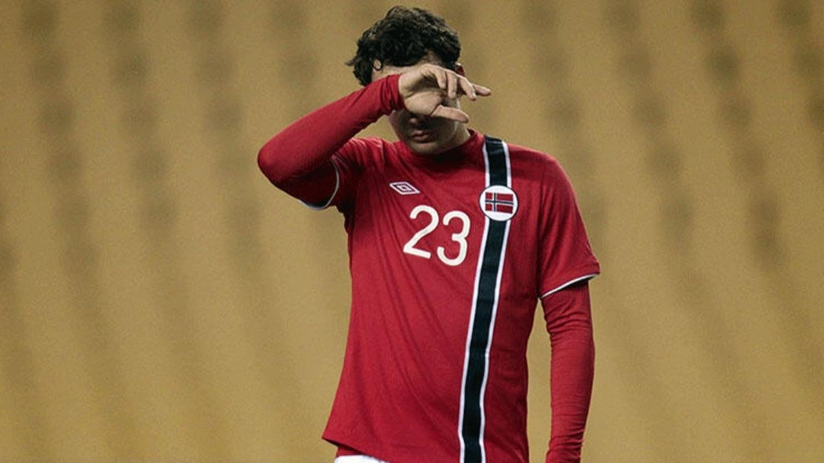 Moldeli futbolcu Vegard Forren kulübün kasasından para çaldı! Sözleşmesi feshedildi
