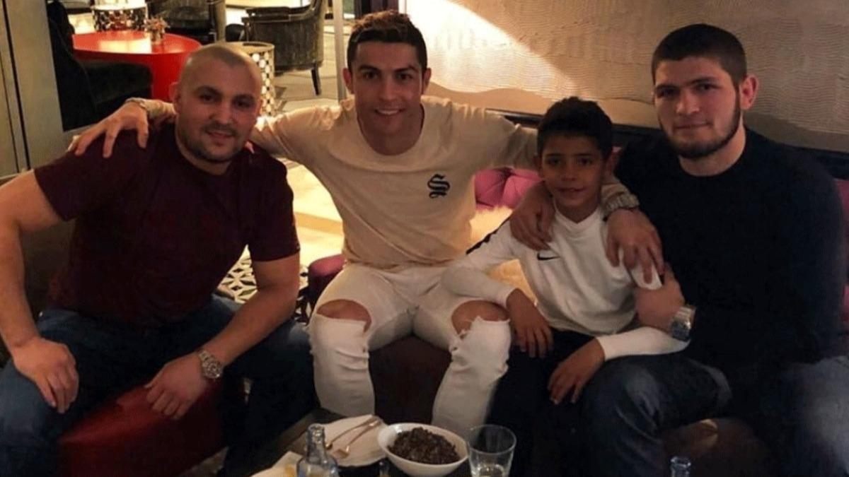 Türkiye'ye geliyorlar! Mavlyanov'dan, Ronaldo ve Khabib'li mesaj