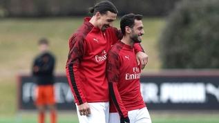 Ibrahimovic'in Türkiye'deki takımını açıkladı! Hakan Çalhanoğlu: 'G.Saray'da Hagi olmak istiyorum'