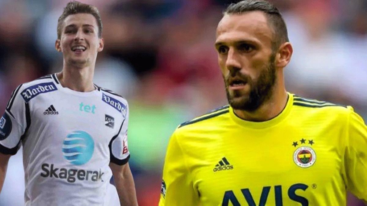 Fenerbahçe'ye ikinci Kosovalı! Vedat Muriç Fenerbahçe'ye önerdi