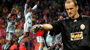 Taffarel'den Fatih Terim ve UEFA Kupası açıklaması! 'Herkes Henry'nin kafa vuruşunu soruyor'
