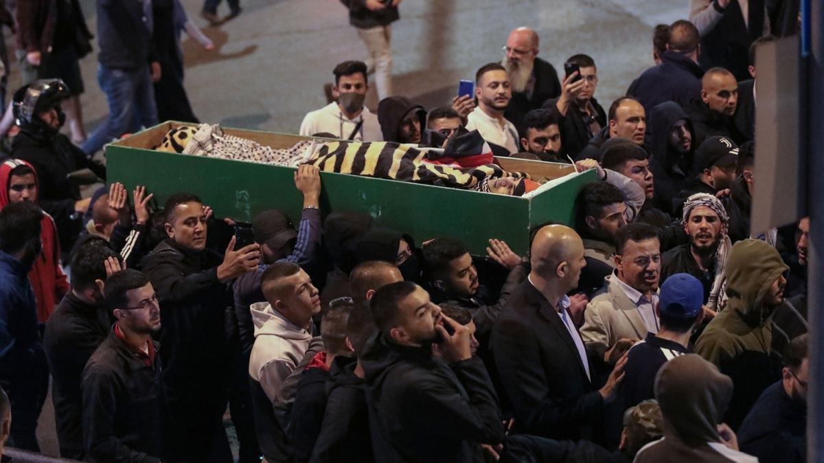 İşgalci İsrail, zihinsel engelli Filistinliyi şehit etti